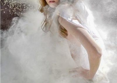 Powder Fotoshooting I Heidi Debbah Maskenbildnerin und Visagistin