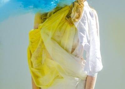 Fotoshooting, Powdershooting, bunte Farben I Heidi Debbah Maskenbildnerin und Visagistin