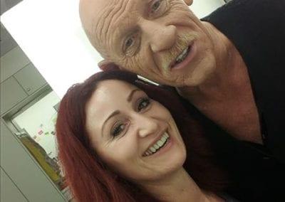 Schauspieler, Autor und Gefängnisarzt Joe Bausch I Heidi Debbah Maskenbildnerin und Visagistin