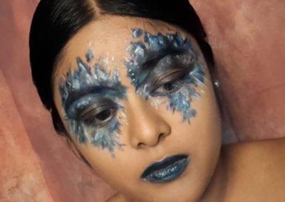 Extrem Makeup / Heidi Debbah Visagistin und Maskenbildnerin