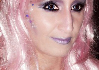 Extreme Makeup , Barbie Styling / Heidi Debbah Visagistin und Hairstylistin